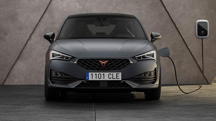 CUPRA León e-Hybrid: compacto deportivo híbrido